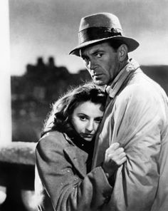 Barbara Stanwyck and Gary Cooper in Meet John Doe [1941]