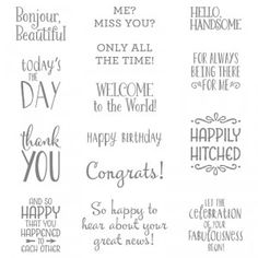 Happy Happenings (Clear-Mount) is one of My Favorite Things from the Stampin' Up! 2015-2016 Annual Catalog.  For more details about this product and to shop, visit: http://www.stampinup.com/ECWeb/ProductDetails.aspx?productID=139381&dbwsdemoid=2026178