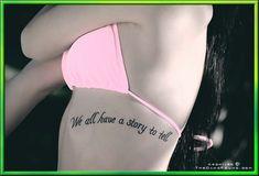 Rib Cage Tattoo Tattoos