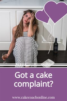 Ever got a cake complaint? Doesn't feel great does it? So why do we focus on the one negative comment and never on all the great cake testimonials that we received before? Read our blog to find out more...