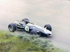 Dan Gurney, Eagle-Weslake T1G 281 1967 Dutch Grand Prix