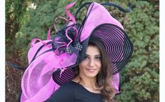 Kentucky Derby Hats | Beverly from St. Louis MO