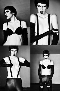 Fotógrafo: Fábio Wanderley Beleza: Raphael Ramos  Modelo: Carolina Heráclio