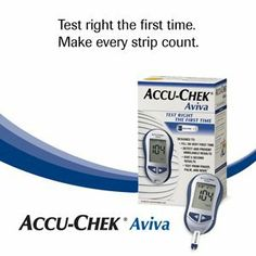 Accu-Chek Aviva Diabetes Monitoring Kit - Meter System by AVIVA. $17.00. Diabetic Meter Made in  THE USA