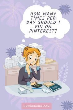 Questions & Answers: Pinterest Marketing Tips For Bloggers ~ including how to schedule Pins, when to publish Pins, and how many times per day you should Pin ... amongst others. | UKWordGirl | #PinterestTips #PinterestMarketing | Social Media Marketing | Pinterest Strategy | How Many Times to Pin | Pinterest Strategy