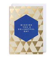 WISHING YOU A DELIGHTFUL DAY | LAGOM DESIGN