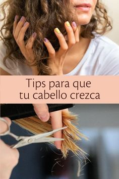 Tips Belleza, Healthy Hair, Hairstyle, Makeup, Beauty, Brown, Curly Hair Care, Hair Care, Hair