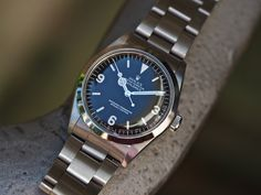 #TBT Rolex Explorer 1016 - The Last of the Breed