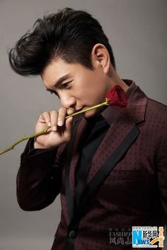 Taiwanese singer and actor Nicky Wu