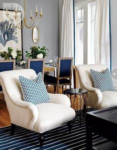 Living and Dining Room Combo. 20 Living and Dining Room Combo. Small Living Room and Dining Room Best Ideas About Living Coastal Living Rooms, Formal Living Rooms, Home Living Room, Living Room Designs, Living Room Furniture, Living Room Decor, Dining Room, Furniture Layout, Furniture Arrangement