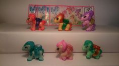 My Little Pony komplett inkl. aller Bpz