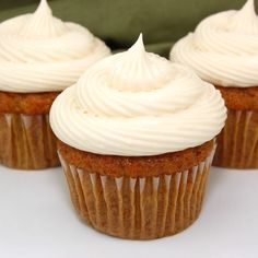 Just made these for Easter... carrot cake cupcakes with cream cheese icing. Delish!!!
