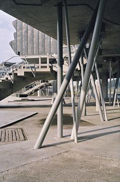 EMBT. Campus universitario de Vigo.