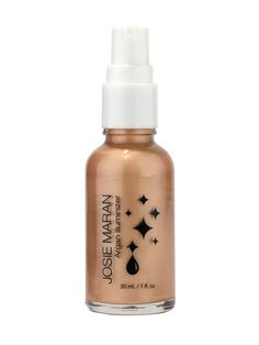 This is my new favorite illuminator/highlighter! I mix it with my foundation and it gives a perfect glow.  When I don't want an over dewey look, then just dab a little on top of your cheek bones, brow bones, and the bridge of your nose. It's gorgeous and I've tried a dozen brands!  (Our Top Bloggers' Beauty Essentials: Beauty Products: allure.com)
