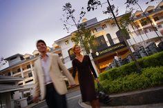 Hotel's facade #Hanoi#westlake#hotel