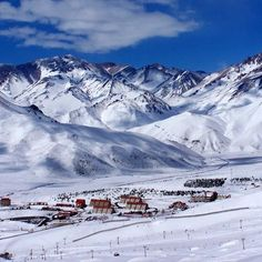 Snowboarding in Las Leñas, Mendoza in Argentina.  So expensive though.  Why??
