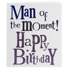 Birthday Wishes For Men Greetings Cards