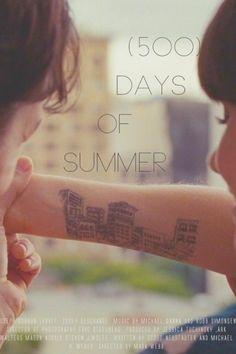 500 Days of Summer...  / Ame Esta Película Gracias por recomendármela amiga jaja Es tan Nosotras  / Julio 2016