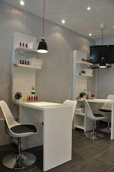 Hairdresser Interior Design In Bytom Poland Archi Group