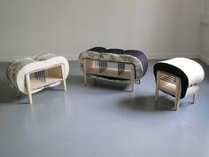Projet étudiant : Assises les Bourgeoises par Julie Terzakis ENSAD Paris