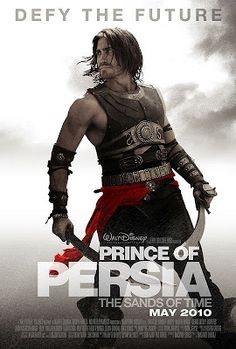 El Principe de Persia Jake Gyllenhaal