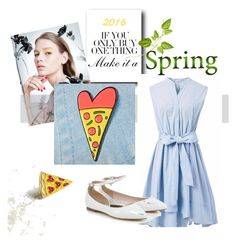 Pizza 3 by jana-khramova on Polyvore featuring картины