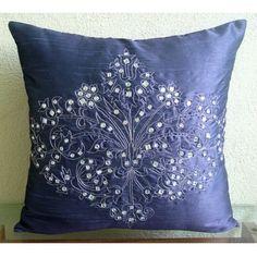 Luxury Blue Throw Pillows Cover, Contemporary Floral Cush... https://www.amazon.com/dp/B00D0REOES/ref=cm_sw_r_pi_dp_x_QJuqybHZ548PD