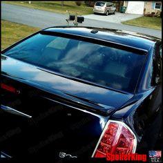 Rear Roof Spoiler Window Wing (Fits: Chrysler 300 2011-present) SpoilerKing #SpoilerKing