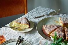 Louisa's Cake Recipe on Food52. It's an Italian Fresh Ricotta Cake, RAVE reviews! Gotta make this soonest!!! Easter?