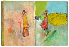THE SKETCHBOOKS OF SAULLEITER