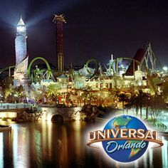 Universal Studio's,Fl.Fun place to visit when it is not busy.Great rides and of course now they have Harry Potter.