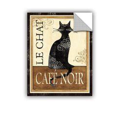Veronique Charron Le Chat Graphic Art