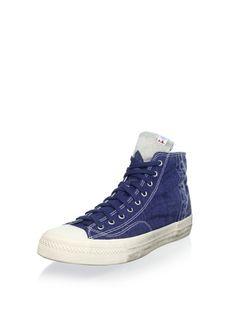 4e53fb6b8938d7 74% OFF Visvim Men s Skagway Selvedge Sneaker (Blu Snow) Sneaker