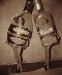 Party girls! :)