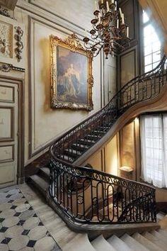 sofiazchoice: Sofiaz Choice via beautyandcuriosity: PARIS Hotel Particulier - Luxury Homes