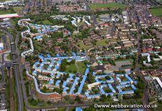 Byker Wall aerial photograph -ca13841.jpg