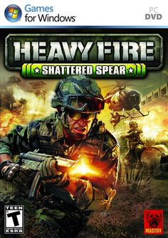 HEAVY FIRE SHATTERED SPEAR Pc Game Free Download Full Version