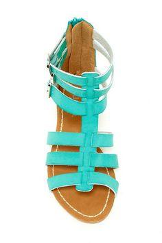 Bucco Prados Gladiator Sandal