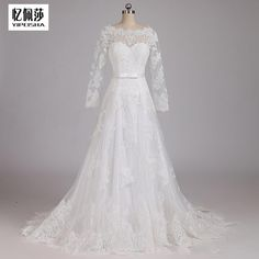 Wholesale Product Snapshot Product name is 2015 High Quality Actual Images Scoop Wedding Dresses Lace Up Back Bow Bridal Gowns Women Vestidos De Novia Free Shipping