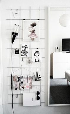 18 Modern + Minimalist DIY Decor Ideas for Aquarius via Brit + Co