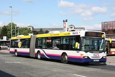 First Bus, Bus Station, Busses, Coaches, Manchester, Transportation, British, Modern, World