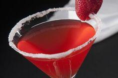 Strawberries, Champagne, and Vodka: Stoli Accomplice: Mix vodka, Champagne, and…