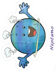 neptun 2 Space Activities, Galaxy Space, Space Theme, Bible Crafts, Day For Night, Solar System, Smurfs, Coloring Pages, Crafts For Kids