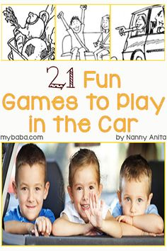 bbe7b601d4 21 Games to Play in the Car This Half Term