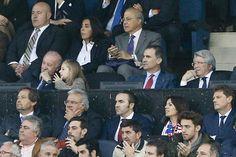 La emoción y curiosidad de la princesa Leonor en su primer partido de fútbol con su padre, el rey Felipe - Foto 11