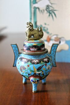 SOLD  Do Not Buy // Charming Antique Chinese by ShelfImprovement