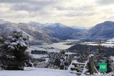 Wanaka - May 2015 Wanaka New Zealand, Mount Everest, Snow, Mountains, Pretty, Nature, Travel, Naturaleza, Viajes