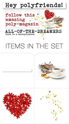 """""""Follow all-of-the-dreamers"""" by nensy ❤ liked on Polyvore featuring arte"""