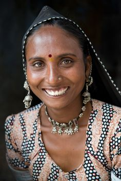 "India | ""Rajastani woman"" 