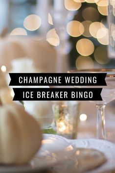 Is there a wedding with champagne as the color coming up? Here& a printable ice breaker bingo game that will fit your color scheme. Great for a bridal shower, wedding party and bachelorette party. Ice Breaker Bingo, Human Bingo, Wedding Party Games, Wedding Parties, Ice Breakers, Bingo Cards, Champagne Color, Bridal Shower Games, Happy Thanksgiving